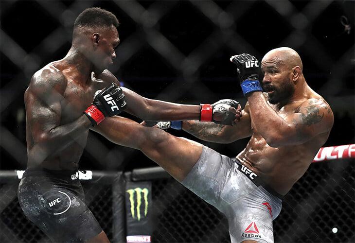 Бой Адесаньи и Ромеро взбесил даже президента UFC. 88 точных ударов на двоих – смех
