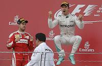 Пятая победа Росберга и другие итоги Гран-при Европы