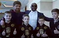 Флойд Мейвезер-младший, Рамзан Кадыров