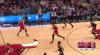 Damian Lillard with 12 Assists vs. Chicago Bulls
