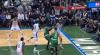 Thon Maker with 5 Blocks  vs. Boston Celtics