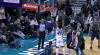 Hassan Whiteside with the flush