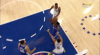 Joel Embiid attacks the rim!