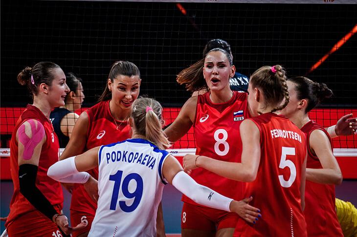 Состав и расписание женской сборной России по волейболу на Олимпиаде-2020 в Токио: с кем и когда матчи, кто фавориты турнира