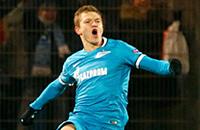 «Зенит» одержал 5-ю победу подряд в ЛЧ