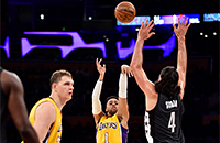 Лейкерс, НБА, видео, Д'Анджело Расселл