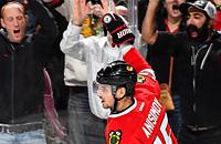 Артем Анисимов, Чикаго, НХЛ