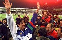 Милан, сборная Италии, серия А Италия, Чезаре Мальдини
