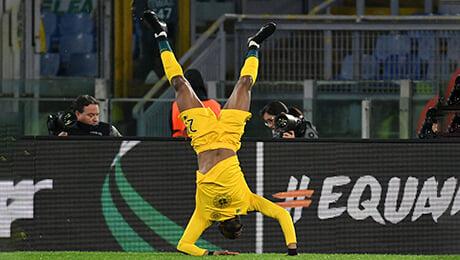 Игрок «Селтика» отпраздновал гол отсылкой к Муссолини
