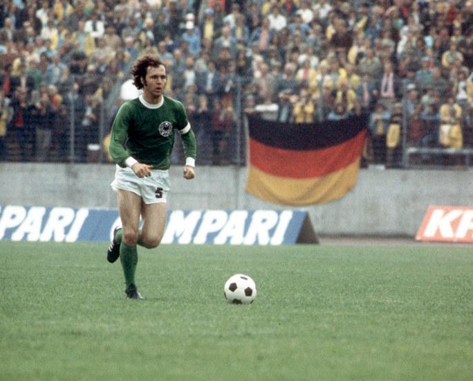 Немецкий футболист jogis