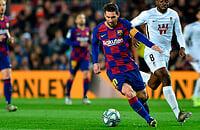 Барселона, Ла Лига, Кике Сетьен