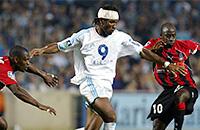 Дидье Дрогба, лига 1 Франция