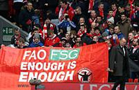 «Простите». «Ливерпуль» отказался повышать цены на билеты
