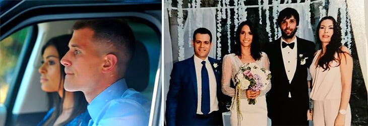 Звезда «Отеля «Белград» – жена Милоша Теодосича. Она мечтала о Голливуде, но попала в российскую комедию