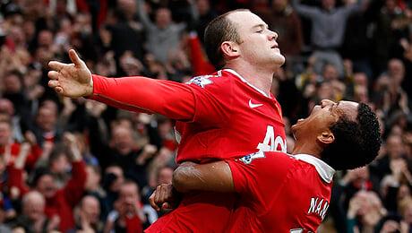 Собрали «Манчестер Юнайтед» 2010-х