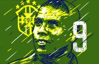 Сборная Бразилии по футболу, Роналдо, ПСВ, Интер, Реал Мадрид