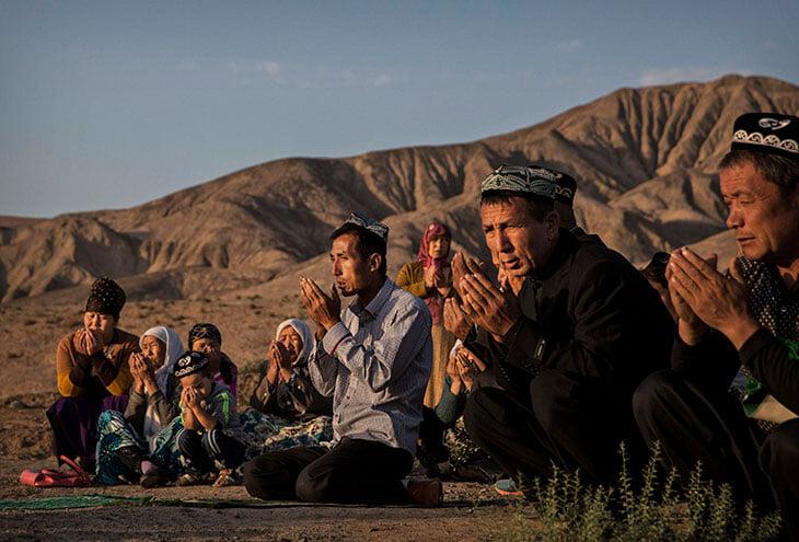 В Китае прижали уйгуров – из-за этого обсуждается бойкот Олимпиады-2022 в Пекине, в США даже одобрили законопроект
