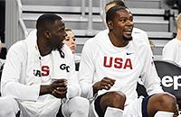 Звезды НБА, которые едут на Олимпиаду