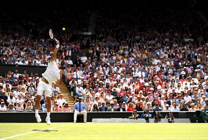 Федерера называют «Роллс-Ройсом» тенниса. Он и в 37 фаворит «Уимблдона»