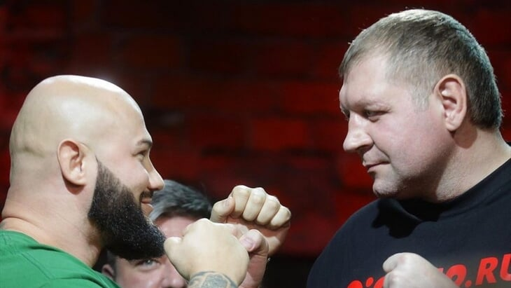 «Путин – наш единый лидер, но его очень многие подставляют». Александр Емельяненко – о политике и Хабибе как проекте UFC