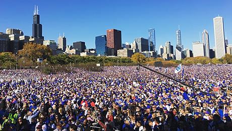 5 миллионов человек на чемпионском параде
