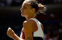 WTA, фото, рейтинги, Серена Уильямс, Кристина Плишкова, Каролина Плишкова, US Open
