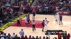 Top Play by Paul Millsap vs. the Wizards