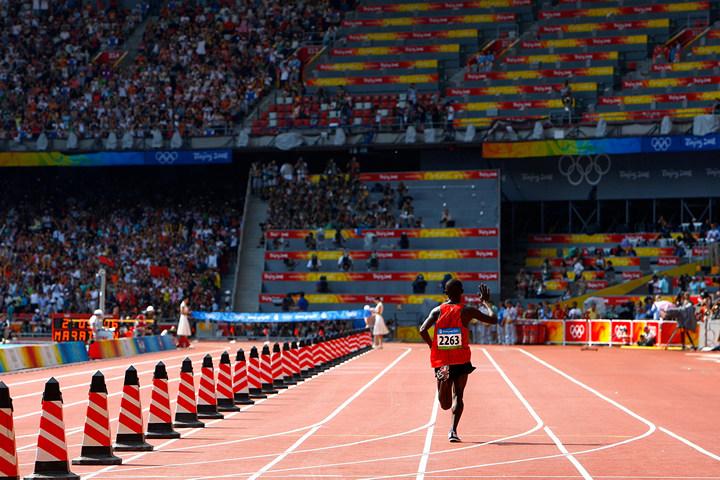 бег, Хайле Гебреселассие, Пекин-2008, Рио-2016, Элиуд Кипчоге, Самуэль Ванджиру