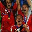 сборная Бразилии, сборная России