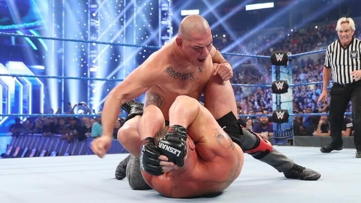 Рестлинг вернулся на российское телевидение. Большое и крутое интервью с комментаторами WWE