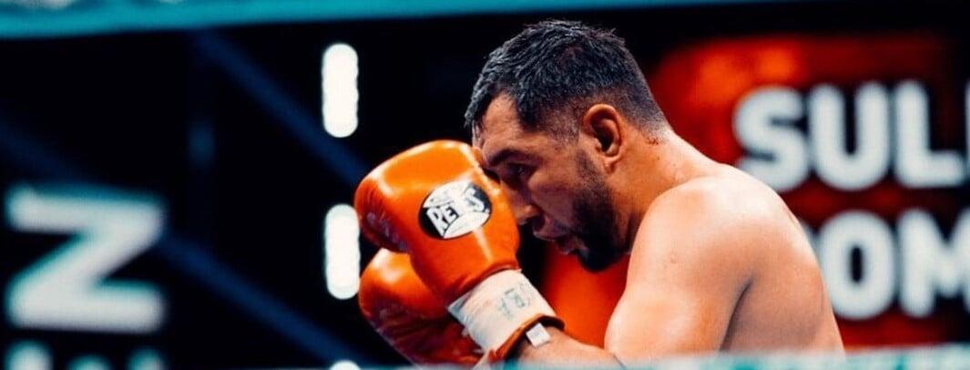 Айдос Ербосынулы – звезда сентября. Он стал официальным претендентом на титул чемпиона WBA во втором среднем весе