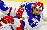 Четвертьфинал МЧМ-2018. Россия против США
