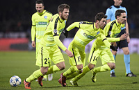 Лион, Гент, Лига чемпионов УЕФА, видео, Даниел Миличевич