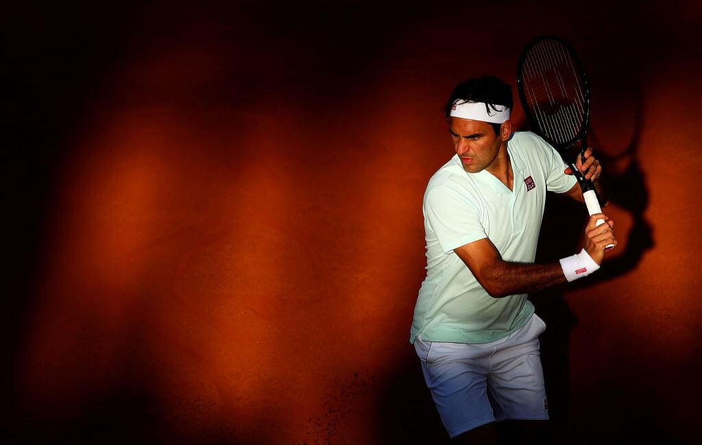 Считается, будто Федерер такой идеальный, что даже не потеет. Это правда или массовая галлюцинация?