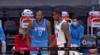 Mason Jones 3-pointers in San Antonio Spurs vs. Houston Rockets