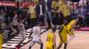 Alex Len with the big dunk