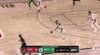Damian Lillard with 16 Assists vs. Boston Celtics