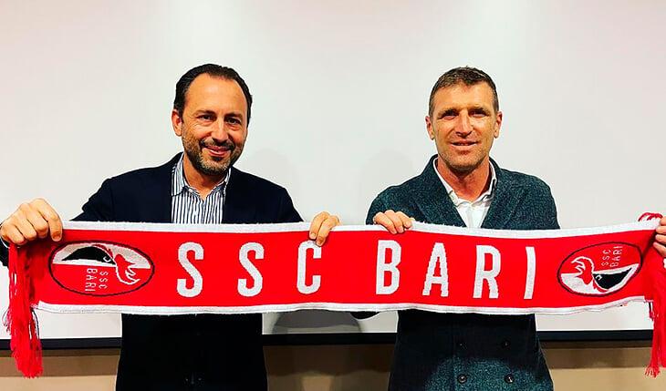 Каррера – новый тренер «Бари». Клуб могли купить Ротенберги и Керимов, от банкроства спас Де Лаурентис
