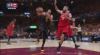 Jonas Valanciunas Blocks in Cleveland Cavaliers vs. Toronto Raptors