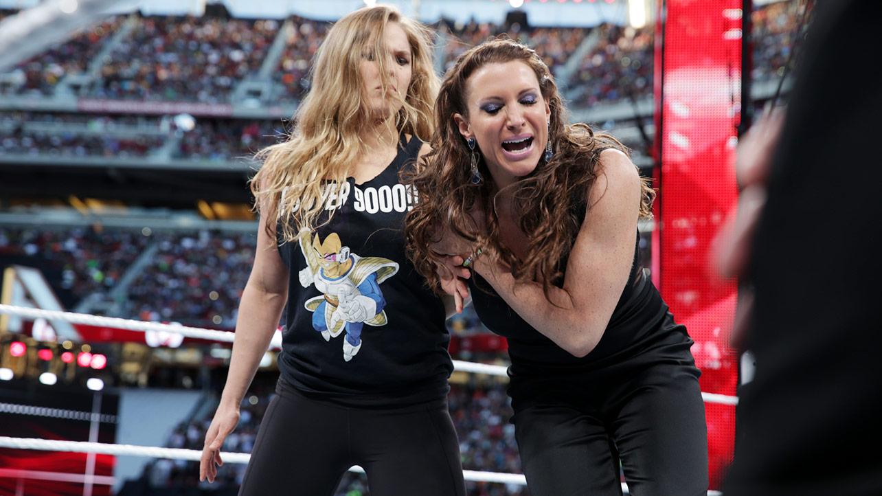 WWE, Ронда Раузи, UFC