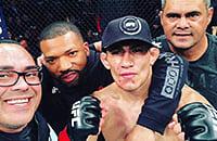Тони Фергюсон, Майкл Джонсон, легкий вес (MMA), UFC