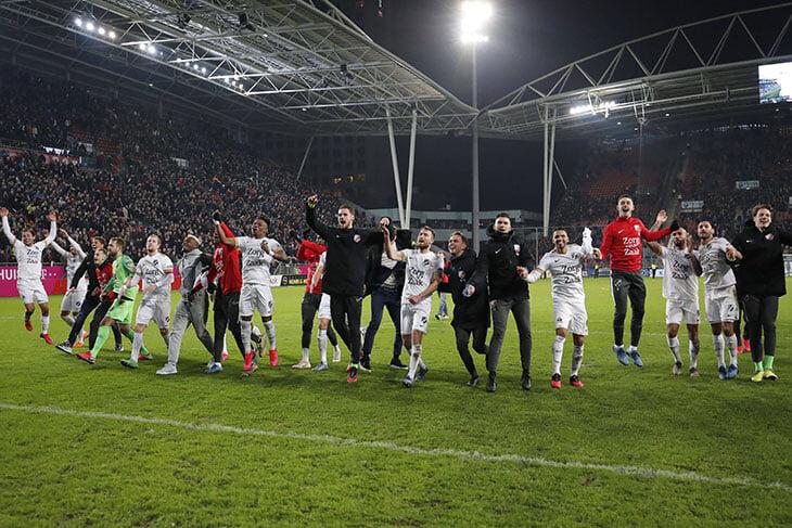 Чемпионат Нидерландов – все