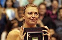 Моника Пуиг, Мария Шарапова, WTA