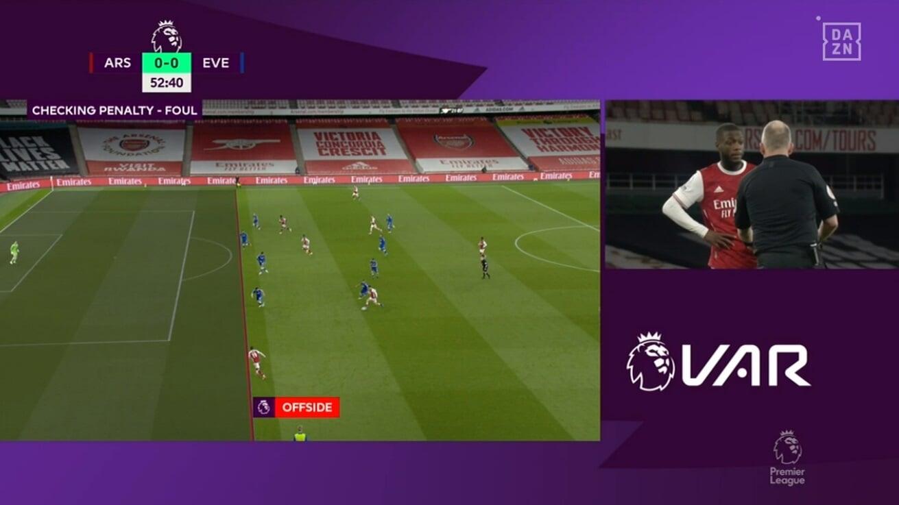 Артета про 0:1 с Эвертоном: Арсенал был лучше. Мы заработали чистый пенальти