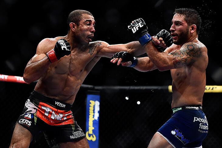 Альдо способен удивить Яна на UFC 251: стиль Петра для него удобен, а у Жозе еще полно мотивации быть чемпионом