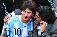 Лионель Месси, Барселона, примера Испания, сборная Аргентины