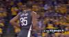 NBA Stars  Highlights from Golden State Warriors vs. San Antonio Spurs