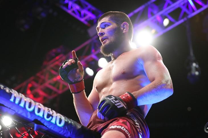 Эл Яквинта, Хабиб Нурмагомедов, UFC