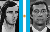 Луис Сесар Менотти, Карлос Билардо, чемпионат мира, Диего Марадона, Сборная Аргентины по футболу