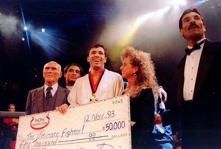 UFC ბრაზილიურმა კლანმა შექმნა - ჯიუ-ჯითსუს უპირატესობის საჩვენებლად, ზვიგენის და ნიანგის მოყვანაც კი სურდათ